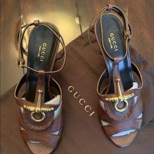 Auth Gucci women  heels